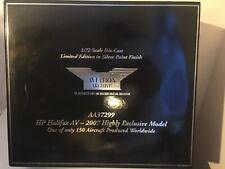 1/72 Corgi AA37299 - HP Halifax AV - 2007 Highly Exclusive Model - 1 of 150