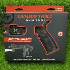 Crimson Trace LiNQ Wireless Green Laser Sight & Tactical Light - LNQ-100G