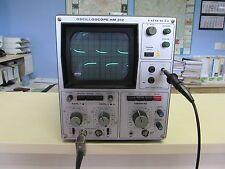 2 Strahl-Oscilloscopes Hameg HM 312