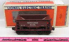 Lionel ~ 6-6116 Soo Line Iron Ore Car