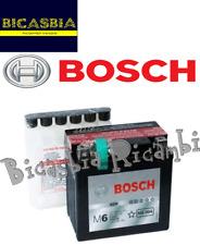 10889 BATTERIA BOSCH YTX5L-BS 12V 4AH Kymco Top Boy - 50 cc - anni: 1997 - 2000