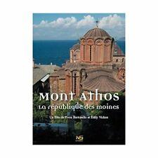 DVD Mont Athos, la république des moines