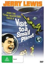 NEW Region All Visit To a Small Planet ( Jerry Lewis )