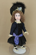 "21"" Mary Lambeth Artist Antique French Bebe Steiner Reproduction Bisque Doll"