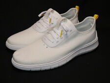 never worn mens WHITE COLE HAAN ZERO GRAND size 11.5 MESH SHOES