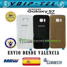 Samsung G935f Galaxy S7 Edge tapa Batería original Black 1 - Gh82-11346a