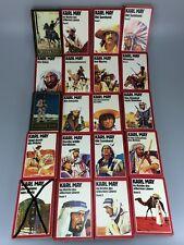 19x Karl May Buch Winnetou Western Roman Taschenbuch Konvolut
