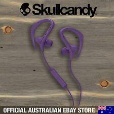 Skullcandy Chops In-Ear Hanger Bud Purple W/mic 3