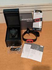 Garmin fenix 5 Plus Multisport GPS Smartwatch w/Color Topo Maps + Garmin HRM-Run