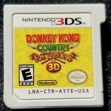 Donkey Kong Country Returns 3D for Nintendo 3DS / 2DS ** GAME CARTRIDGE ONLY **
