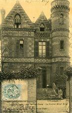 Carte ARGENTEUIL Val Notre Dame Le Castel Mont Rose