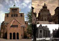 Kirchen Motiv-Postkarte Kirche Dom St. Peter in MINDEN Westfalen AK ungelaufen