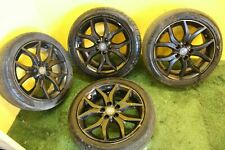 "Hyundai Coupe SIII 17"" ALLOY WHEELS with Kumho Ecsta Tyres 205/50/17 2007"