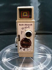 VINTAGE 1953  BELL & HOWELL TWO-TWENTY 8MM HOME MOVIE CAMERA FOR DISPLAY ONLY