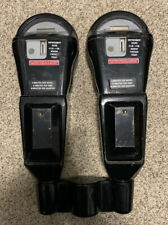 Double Duncan Eagle Digital Parking Meter USA  5, 10, 25 Cent No Key Locked