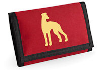 Whippet Greyhound Lurcher Gift Wallet Purse Birthday Gift Whippet Mothers Day