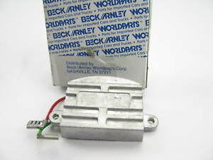 Beck Arnley 177-0667 Voltage Regulator - VR169 1V1049 VR505 271703 VR751