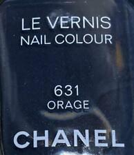 chanel nail polish 631 orage rare limited edition BNIB