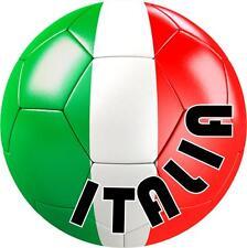decal sticker worldcup car bumper flag team soccer ball foot football italia