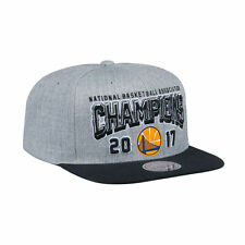 GOLDEN STATE WARRIORS MITCHELL & NESS 2017 NBA FINALS CHAMPIONS SNAPBACK HAT CAP