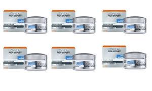 LOREAL MEN EXPERT HYDRA INTENSIVE 24H 6 mal 50ml Feuchtigkeitscreme NEU/OVP