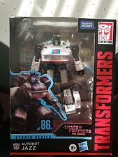 Transformers Studio Series 86 Jazz Movie