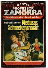 PROFESSOR ZAMORRA Band 315 / MEDUSAS SCHRECKENSNACHT