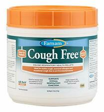 New listing Farnam Cough Free Equine Respiratory Health Pellets 1.75 Pound, 48 Day Supply