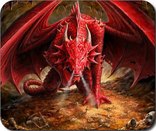 Red Dragon Large Mousepad Mouse Pad Great Gift Idea