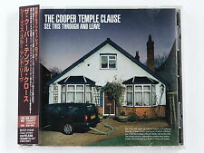 THE COOPER TEMPLE CLAUSE See This Thrrough And+1 BVCP-21249 JAPAN CD OBI 098az58