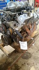 2003 FORD WINDSTAR 3.8 ENGINE MOTOR ASSEMBLY UNKNOWN MILEAGE NO CORE CHARGE