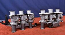 Porsche 901 911 Solex Carburetors 40PI with Manifolds 1964 1965 901.108.103.00