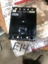 Square D Fal 90 Amp Lk-2576 Circuit Breaker 3 Pole 600 Vac 125/250 Vdc