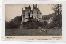INNES HOUSE: Morayshire postcard (C2663).
