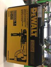 """Dewalt D25263K 1-1/8"""" D-Handle SDS Rotary Hammer with SHOCKS"""
