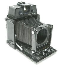 Horseman VH-R 6x9cm Rangefinder Camera w/GG & Rotary Backs & 2 Lenses: 75,105mm.