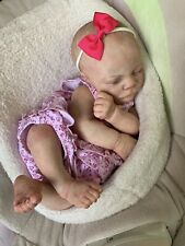 Ooak Reborn newborn baby Girl  reborn baby Madison  Art doll