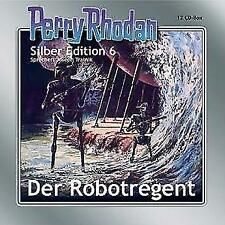 Hörbuch / Perry Rhodan, Silber Edition 6 - Der Robotregent,  2 MP3-CDs