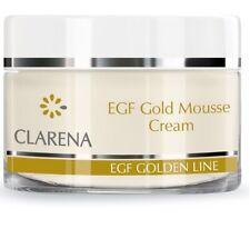 Clarena EGF Rejuvenating Anti Wrinkle Gold Mousse Cream 50ml