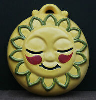 "Thun Bozen Italy Keramik Backform - Dekoform schöner Wandschmuck "" Sonne "" !!!"