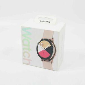 Samsung Galaxy Watch Active Smartwatch 40mm - SM-R500 - Rose Gold (Pink)