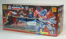 TRANSFORMERS REISSUE C-372 STAR CONVOY (W/HOT RODIMUS) TAKARA 2005
