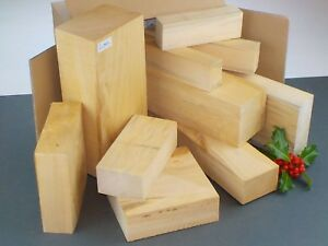 Wood Carving Gift Boxes. Selection of Lime & Mixed species Varied sizes Basswood