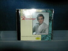 DGG 429305-2 The essential Domingo CD Album 1989