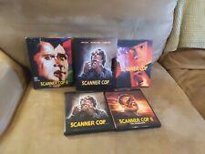 Scanner Cop 1 & 2 - Limited Edition disc 4K special box set Vinegar Syndrome