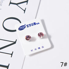 Fashion Magnetic Health Care Earring Weight Loss Earrings Slimming Stud EarringB
