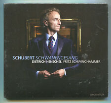 Franz Schubert: Schwanengesang (Dietrich Henschel Fritz Schwinghammer) Sealed CD