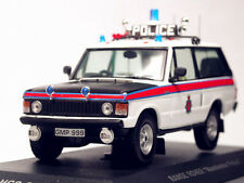 "1:43 Range Rover ""Manchester Police"" Car Diecast Model"