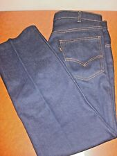 "Vintage LEVIS FOR MEN Jeans USA Tag 34 x 30 Measures 34"" x 28"" Black Tab"