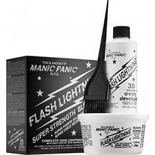 Manic Panic Flash Lightning Hair Bleach Kit 30 Volume Cream Developer